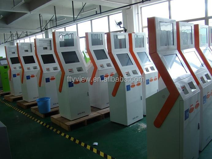 Ticket Vending Machine with Custom Service,ticket vending machine