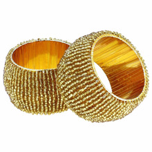beaded napkin ring wholesale bulk wholesale napkin ring gold napkin rings