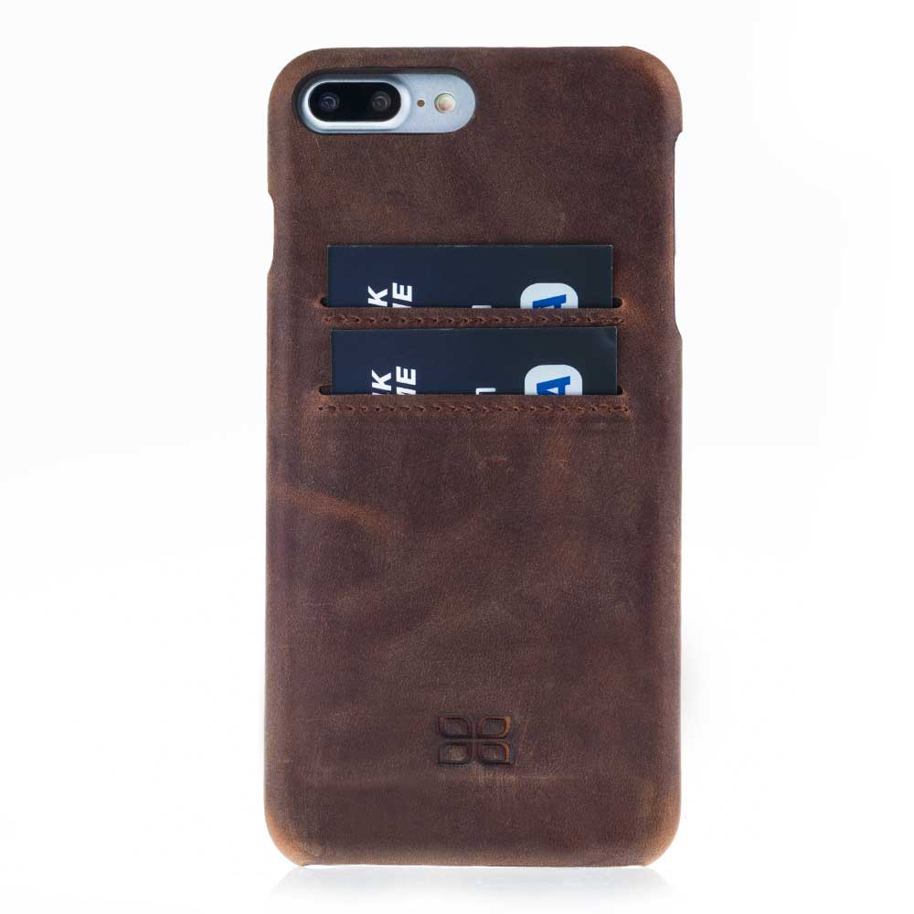genuine leather cell phone case for iPhone 7 Plus