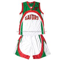 Custom design sublimated youth basketball uniforms, reversible custom basketball uniforms set/basketball jersey