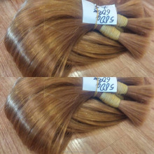 Colored single strand hair extension/crochet hair extension/bright color hair extensions vietnamese hair blonde hair