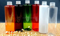 Colorful 250 ml Refillable Bottles Pet
