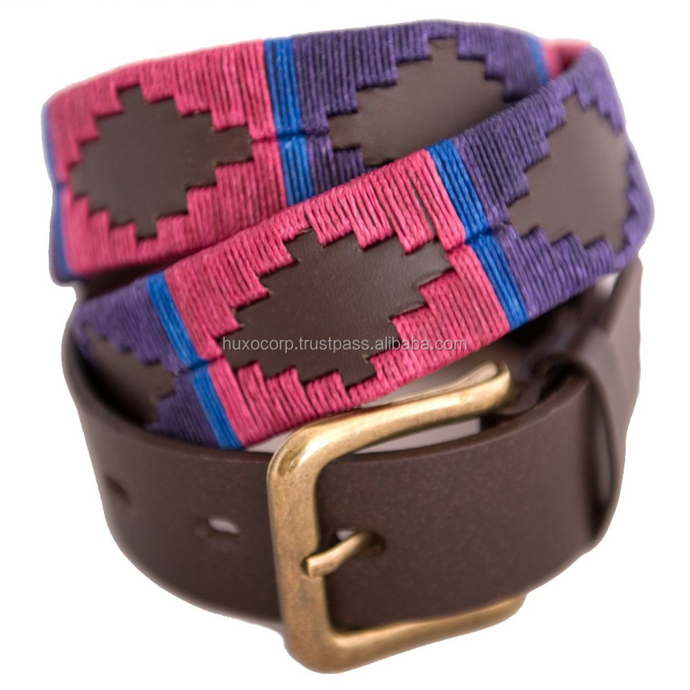 HC-LBT-146 100% Warranty Best Price Customization Leather Belts Argentina