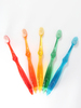 Bizs+ Carbon high quality baby toothbrush