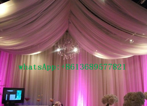 professional high quality Wedding drapery styles