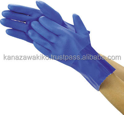 TRUSCO Oil Resistant Vinyl Gloves (Lined) TGL230L