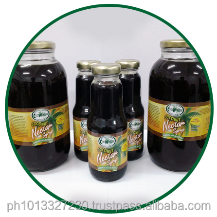 750ml COCONUT NECTAR SYRUP - Pure, 100% Natural & Low Glycemic Index of 35