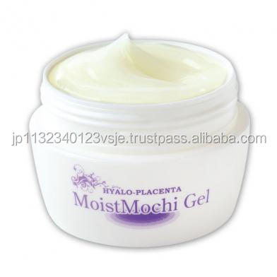 Convenient beauty face cream lotion for basic skin care made in Japan