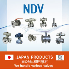 Type extension stem ball valve , nippon daiya valve