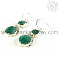925 Silver Jewellery, Hot Selling Sterling Silver Jewllery, Silver Earrings for Women ERCT2240-2