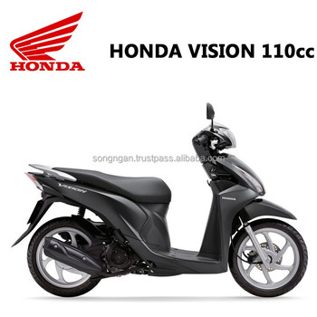 MOTORBIKE VISION 110cc (SCOOTER) 2014