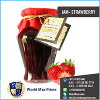 Canned Fruit Strawberry Jam for Sale