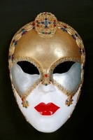 venetian mask Female Venice Mask