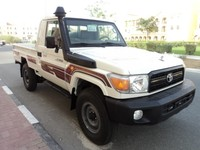 TOYOTA LANDCRUISER HZJ79 PICKUP DIESEL WITH AC|SNORKEL 2015 MODEL