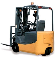 Easy to operate Battery Powered Forklift 3 Wheels(CPDS 15)