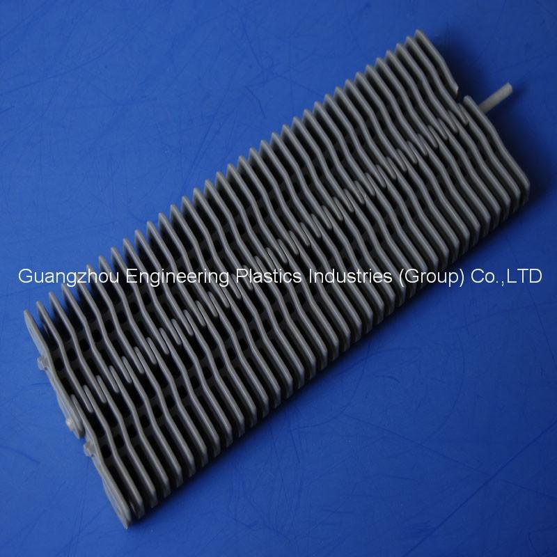 Custom Flexible Pom Plastic Conveyor Belts Transmission