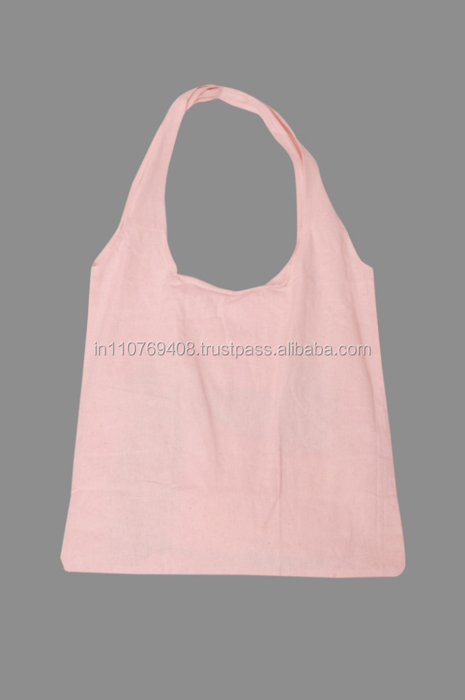 Organic Cotton woven shopping bags