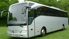 Mercedes Tourismo B6 PLUS Armoured BUS