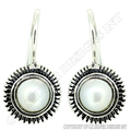 pearl earrings,gemstone earrings wholesale india,wholesale pure 925 silver earrings pair jewelry