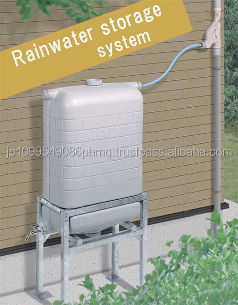 Eco-friendly and Convenient tank water reservoir rainwater storage system at reasonable prices