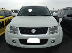SECONDHAND AUTOMOBILES FOR SALE IN JAPAN FOR SUZUKI ESCUDO 2.4XG TDA4W