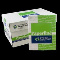"PAPERLINE (92) 8.5"" X 11"" 30% Recycled White Copy Paper (10 Reams/Case)"