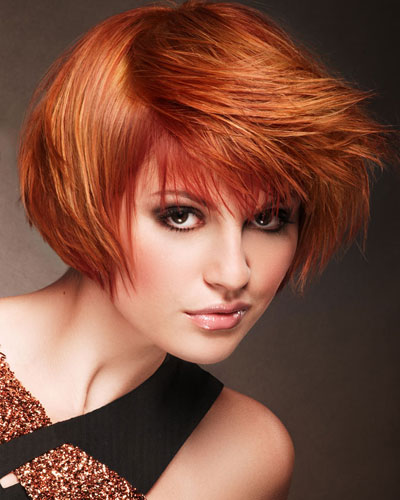 Herbal Orange Hair Color, Free Samples Available