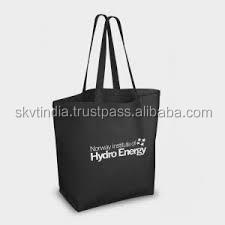 factory direct wholesale organic cotton canvas tote bag
