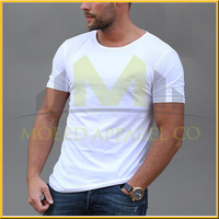 2015 hot topic Specialized in t-shirt 15 years plain scoop neck t shirt for boy