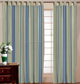 Printed Curtain Landscape / crochet curtain for kitchen / Target christmas shower curtain