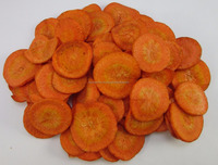 Carrot Chips Fried Vegetable from Vietnam