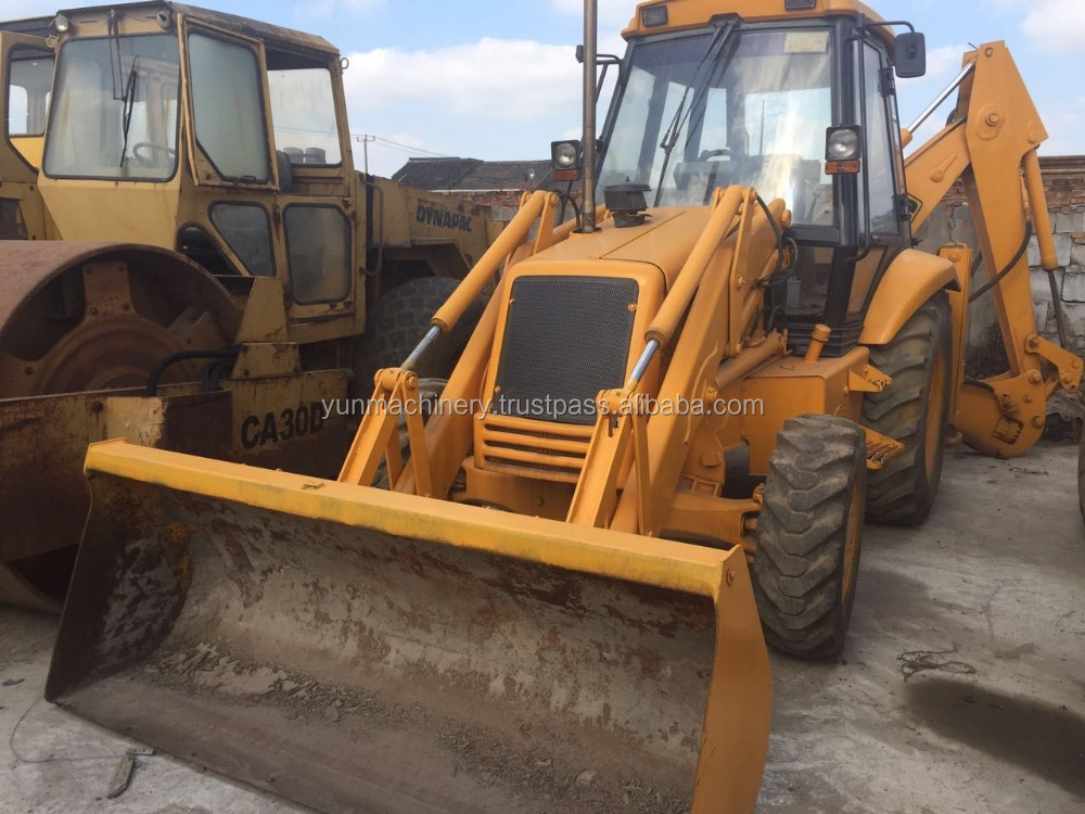 Used backhoe loader, JCB 4CX From UK