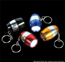 "1.75"" TORCH LIGHT KEY CHAIN"