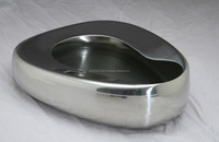Urinal Pane For Patient Bed Pan Stainless Steel Bed Pan Medical Bed Pan