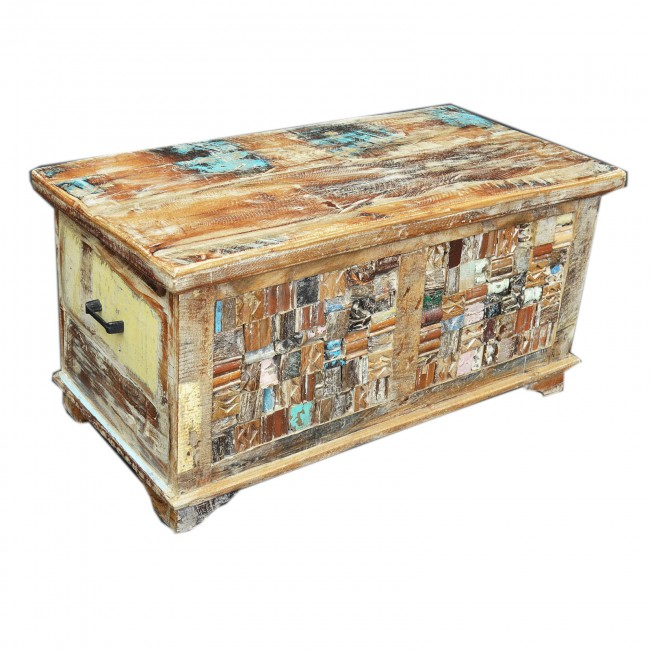 Liberty Reclaimed Timber Blanket Box