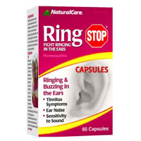 RingStop, 180 Cap by Natural Care