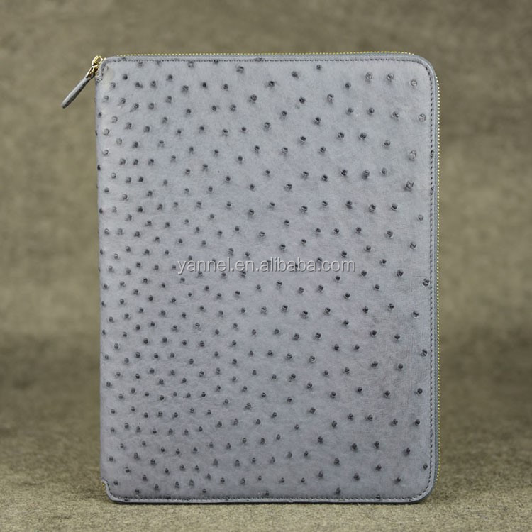 note book#ostrich leather note book#exotic leather note book#exoic laptops#