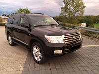 2008 Toyota Land Cruiser 200 V8 D-4D