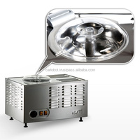 Musso Stella Chef Ice Cream Maker with Compressor