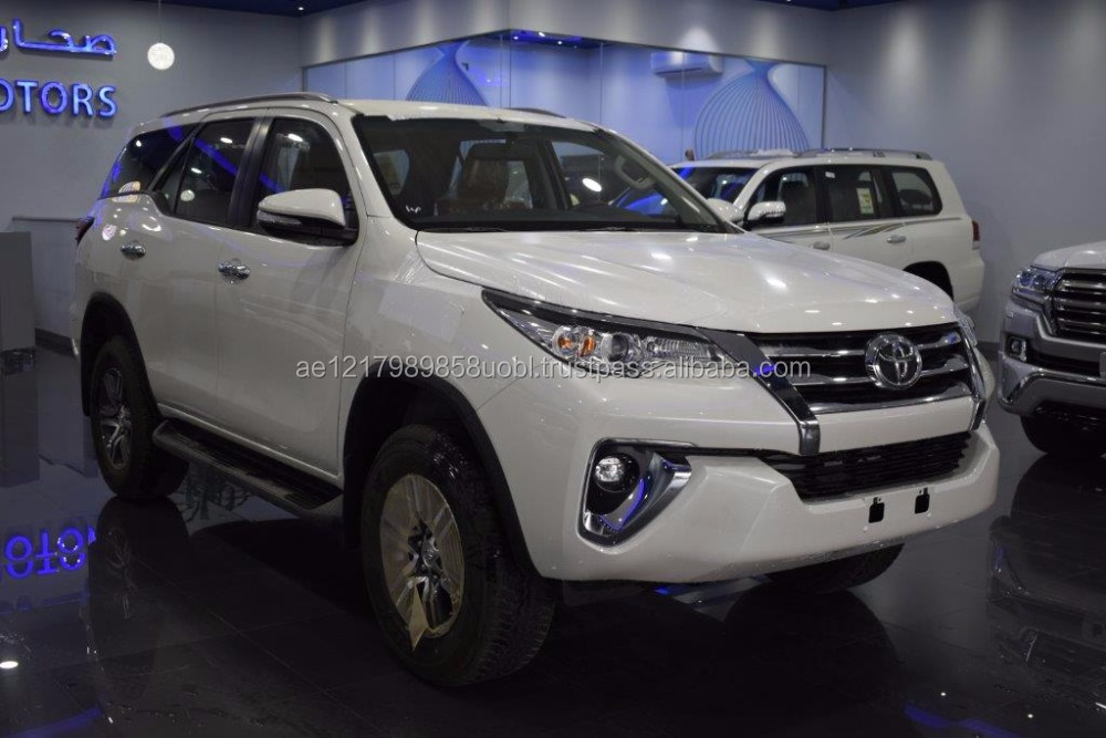 2017 MODEL TOYOTA FORTUNER SR5 V6 4.0L AUTOMATIC