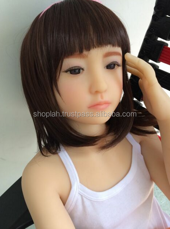 Asian Japanese 9 Sex Young Girl Little Cute Solid Full Body Silicone Sex Doll for Men Lifelike Love Doll Sex Toy Mini Real TPE