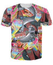 3d dye sublimation t shirt/3d printed sublimation t shirt/3d dye printed all over sublimation t shirt/Berg