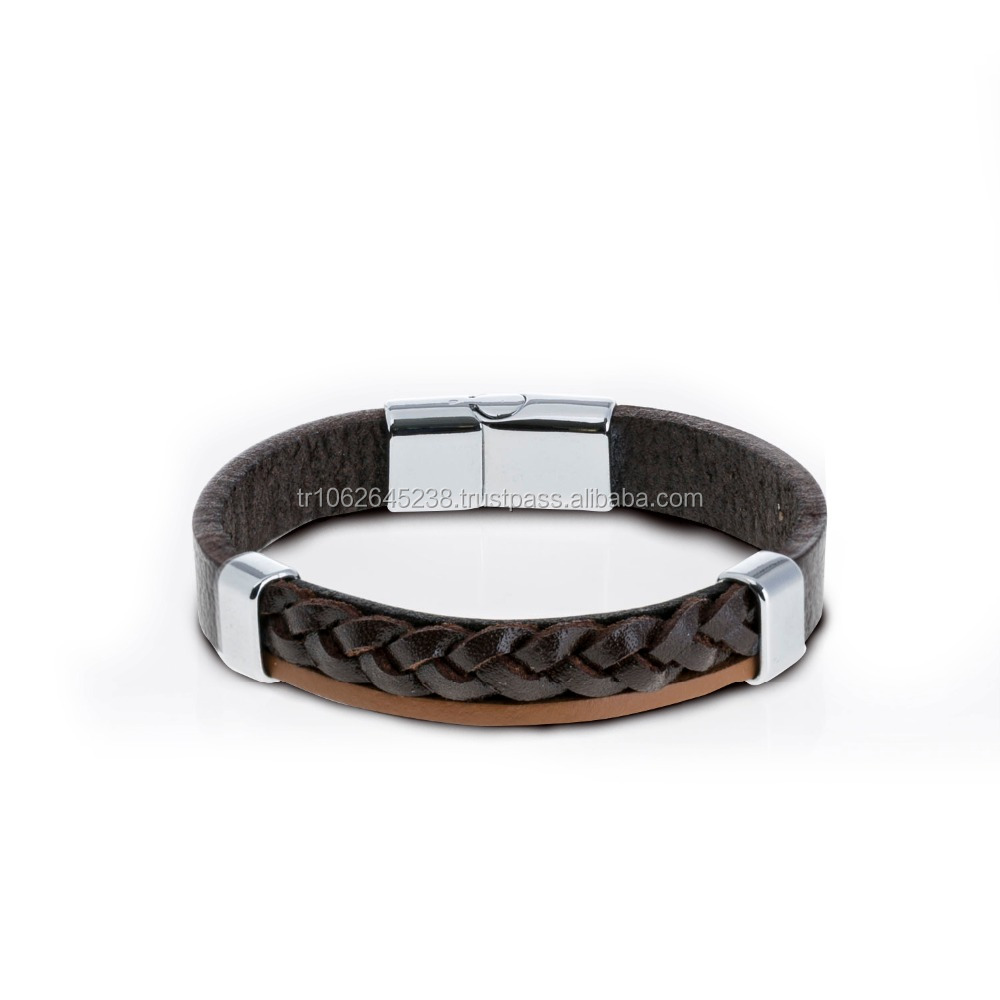 Hot selling 2017 Leather Bracelet