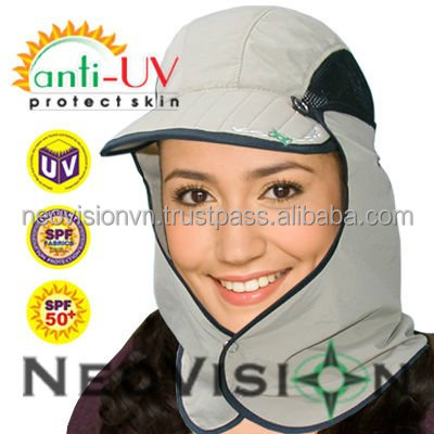 Anti UV cap, hat