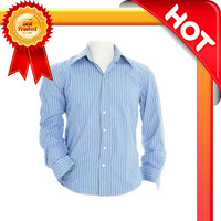 Cheap Fashion 100% Cotton Men's Custom shirt Printing in made in Vietnam