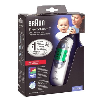 Braun Thermo 7 IRT 6520 Ohr Thermometer