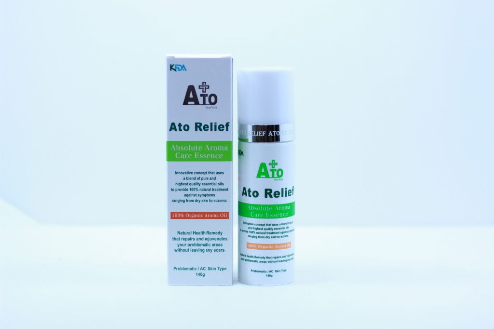Atomol Relief Absolute Care Essence for Atopic Dermatitis