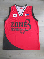 TVP HIGH QUALITY Dye Sublimation Basketball Jersey, Singlet New Designs TVPMNP1009