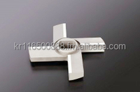 Hole Plate for meat grinding, fish cake, ham, sausage processing