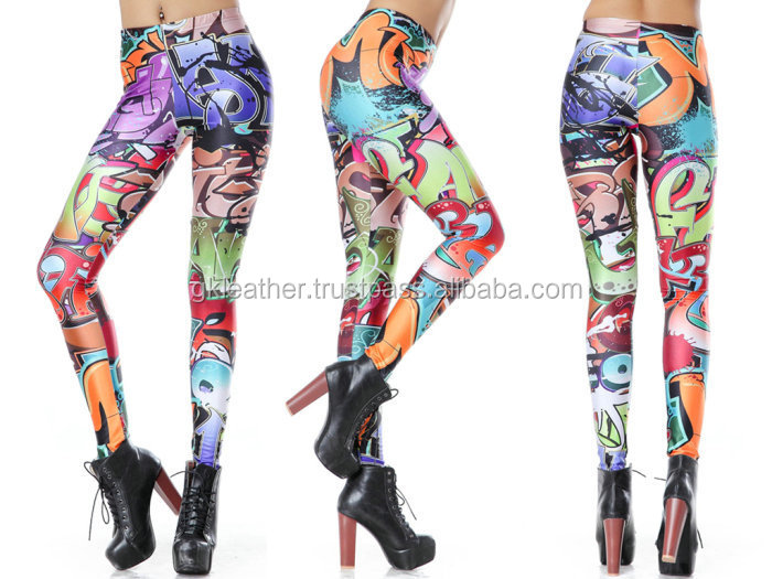 Women Winter RunningYoga Jogging Sport Fitness Gym Leggings Sublimation
